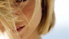 Осветление волос для брюнеток