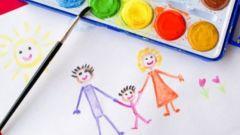 О чем говорит рисунок ребенка