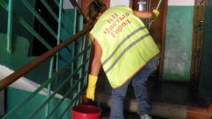 Как добиться чистоты в подъезде дома