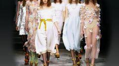 Тренды лета 2013: будь стильной и яркой