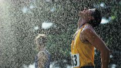 Как бегать под дождем