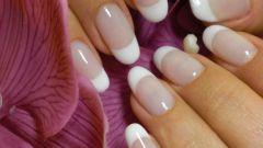 Наращенные ногти - выбираем практичность