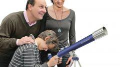 Как выбрать детский телескоп