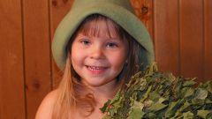 Дети в бане: правила и нюансы