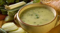 Здоровое питание: витаминный суп-пюре