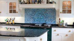 Материалы для кухонного фартука и требования к ним
