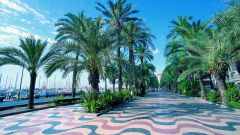 Курорты Испании: Аликанте