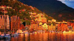 Путешествуем по Норвегии: Берген