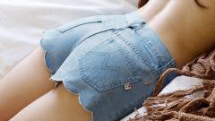 Как сделать новые вещи из старых джинсов