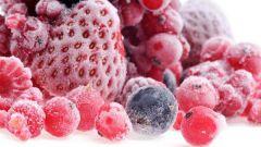 Как замораживать продукты для хранения