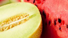 Как приготовить цукаты из дынь и арбузных корок