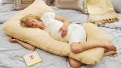 Как сшить подушку для беременных своими руками