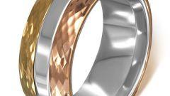Мужские кольца из хирургической стали