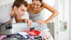Как правильно упаковать чемоданы в отпуск