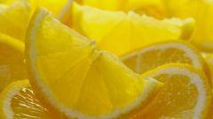 Цитрусовая свежесть: лимонные маски