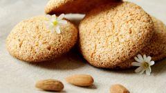 Как приготовить миндальное печенье дома