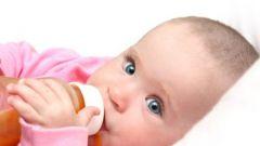 Что дать попить ребенку