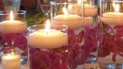 Как создать романтику с помощью свечек