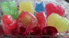 Глицериновое мыло для детей своими руками
