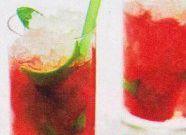 Как просто сделать клубничный безалкогольный мохито