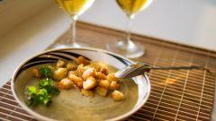 Как приготовить крем-суп из куриной печени