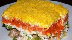Как приготовить слоеный салат с селедкой