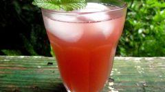 Как сделать коктейль с клюквенным соком