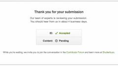 Как просто загрузить файлы на Shutterstock