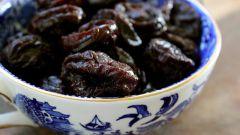 Как приготовить десерт из чернослива