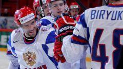Что говорят российские хоккеисты о предстоящей Олимпиаде