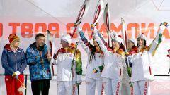 Как выбирают факелоносцев на Олимпиаду в Сочи