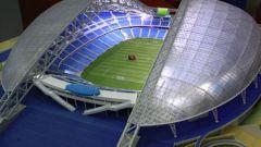 Самые крупные объекты зимней Олимпиады в Сочи 2014