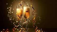 Где придумали форму бокалов для шампанского