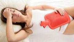 Как уменьшить боли при месячных