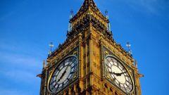 Почему часы в Лондоне называются
