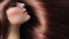 Как в рекламе создаются блестящие волосы