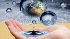 В чем заключается биологическая роль воды