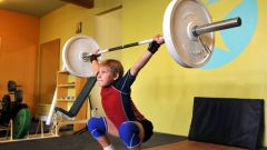 Do weightlifting on growth