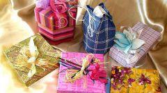 Подарки, упакованные в романтику