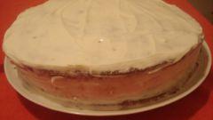 Как приготовить торт «Восточный»