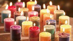 Продлеваем жизнь ароматических свечей