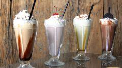 Рецепт молочного коктейля «Млечный путь»