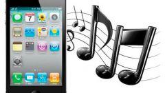 Как поставить песню на звонок айфон