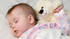 Что делать, если малыш просыпается ночью