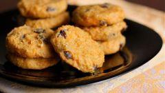 Как приготовить сладкое печенье без сахара