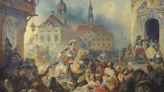 Какие исторические события произошли в 1703 году