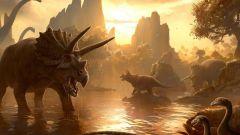 Какие были динозавры