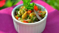 Как готовить еврейский салат