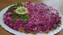 История возникновения салата «сельдь под шубой»