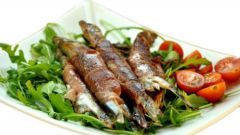 How to cook capelin